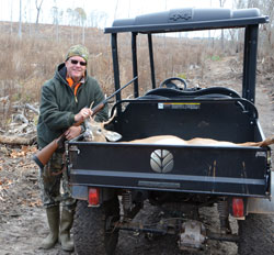 New Holland Rustler Deer Pickup
